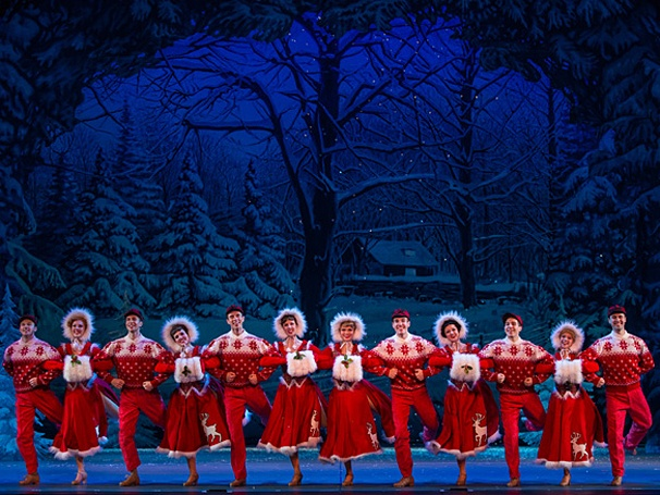 Irving Berlin's White Christmas at The Eccles