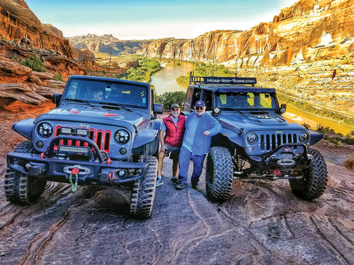 Easter Jeep Rally