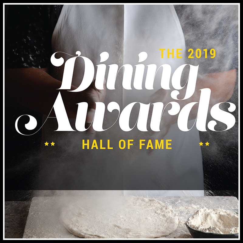 dining awards hall of fame