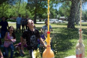 Free family fun at Science and Arts in the Park