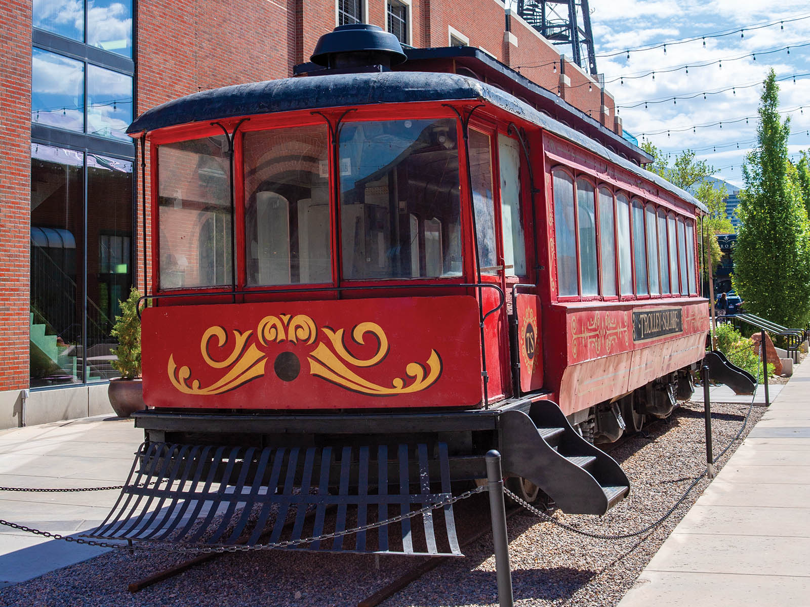 Trolley Wing Company