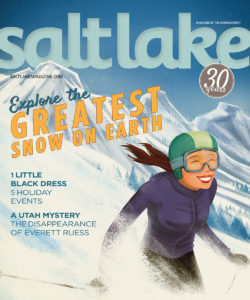Salt Lake Magazine November 2019 Issue