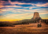 Devils Tower, Wyoming, Road Trip