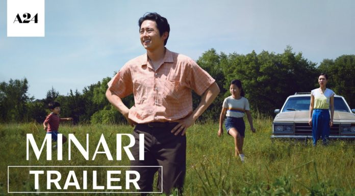 Minari, showing at Park City Film